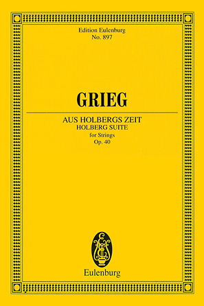 Product Cover for Holberg Suite for Strings, Op. 40
