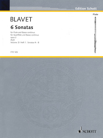 Product Cover for Six Sonatas, Op. 2