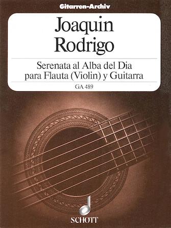 Product Cover for Serenata al Alba (Serenade to the Dawn)