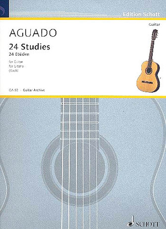Product Cover for 24 Studies for Guitar