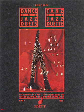 Dance and Jazz Duets – Volume 1