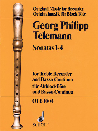 Product Cover for Sonatas Nos. 1–4