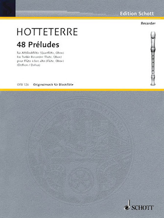 Product Cover for 48 Préludes in 24 Keys, Op. 7