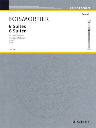Product Cover for 6 Suites Op. 35