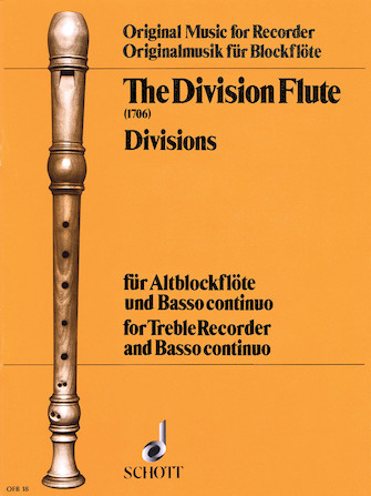 Product Cover for The Division Flute
