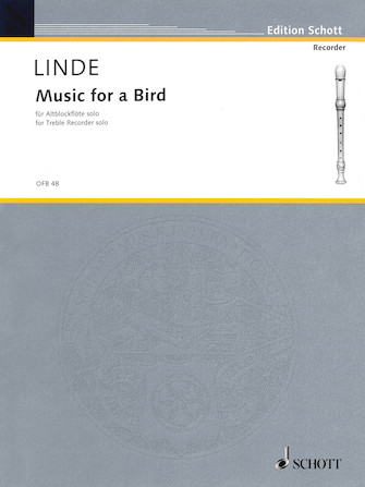 Product Cover for Music for a Bird