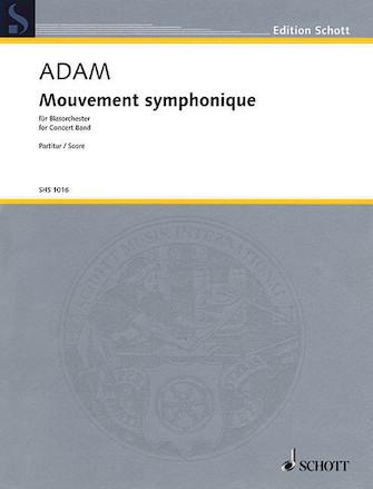 Product Cover for Mouvement Symphonique