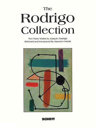 Product Cover for The Rodrigo Collection