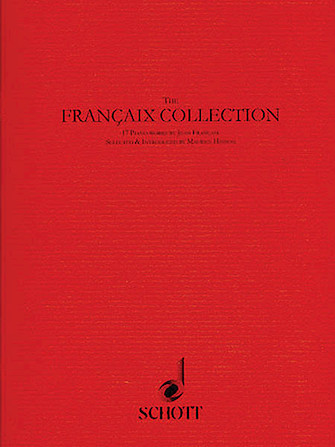 Product Cover for The Françaix Collection