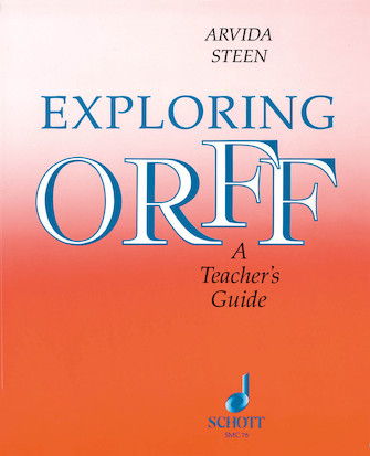 Product Cover for Exploring Orff: A Teacher's Guide