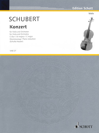 Product Cover for Concerto in C Major