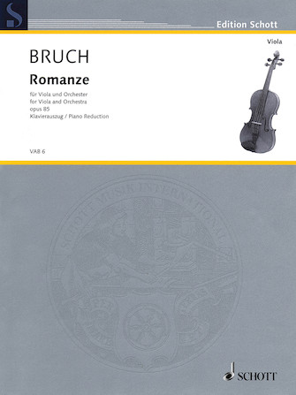 Product Cover for Romance in F Major, Op. 85