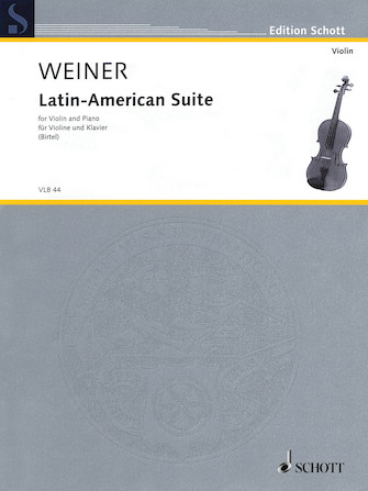 Product Cover for Latin-American Suite