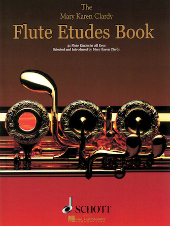 Product Cover for The Flute Etudes Book