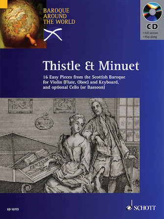 Product Cover for Thistle & Minuet