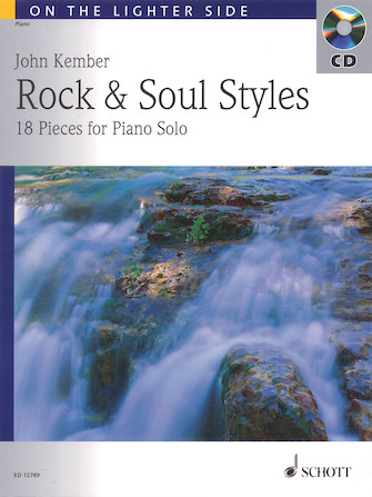 Product Cover for John Kember – Rock and Soul Styles