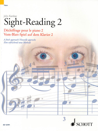 Product Cover for Piano Sight-Reading, Vol. 2