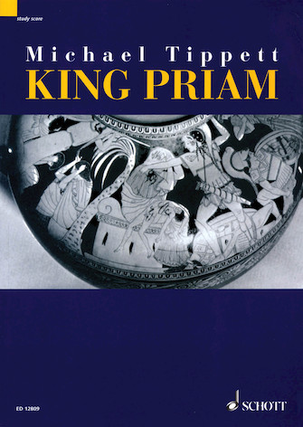 Product Cover for King Priam – Opera iin 3 Acts (1958-1961)