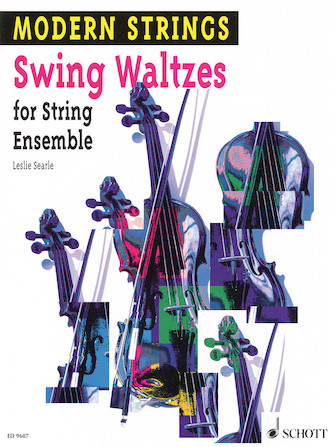 Product Cover for Swing Waltzes