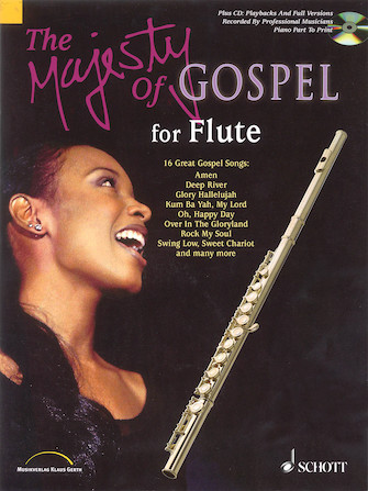 Product Cover for The Majesty of Gospel for Flute