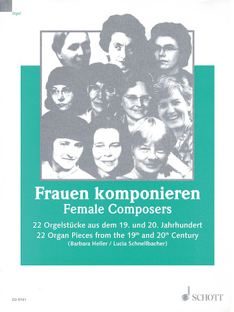 Product Cover for Female Composers
