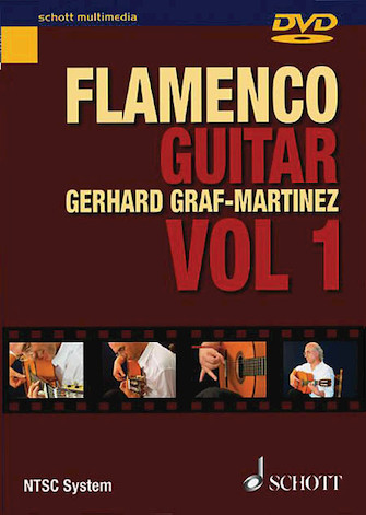 Product Cover for Flamenco Guitar Vol. 1