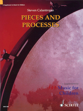 Product Cover for Pieces and Processes