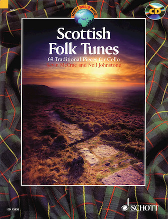 Product Cover for Scottish Folk Tunes