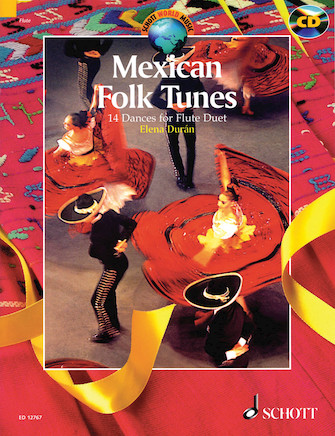 Product Cover for Mexican Folk Tunes