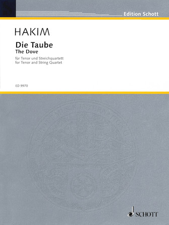 Product Cover for The Dove (Die Taube) 2005