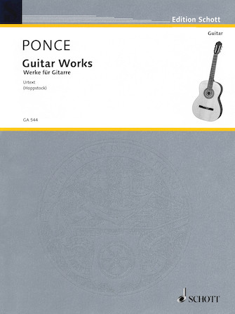 Product Cover for Guitar Works