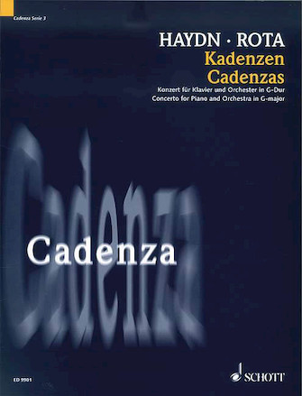 Product Cover for Cadenzas