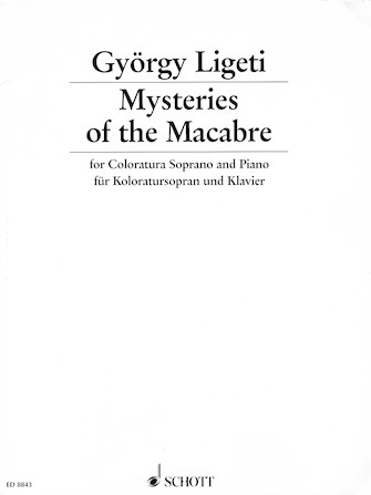 Product Cover for Mysteries of the Macabre