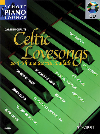 Product Cover for Celtic Lovesongs
