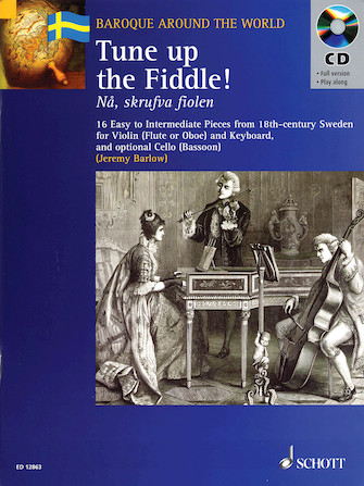 Product Cover for Tune Up the Fiddle!