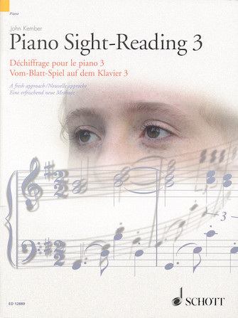 Product Cover for Piano Sight-Reading 3