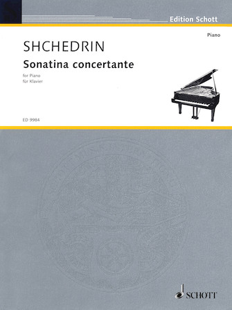 Product Cover for Sonatina Concertante