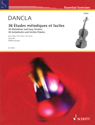 Product Cover for 36 Melodious and Easy Studies Op. 84