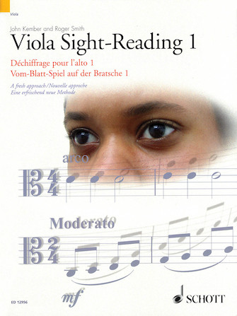 Product Cover for Viola Sight-Reading 1