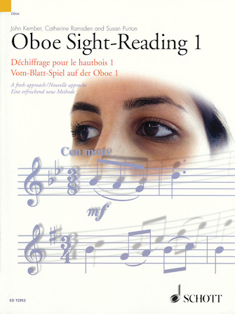 Product Cover for Oboe Sight-Reading 1