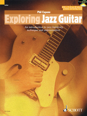 Product Cover for Exploring Jazz Guitar