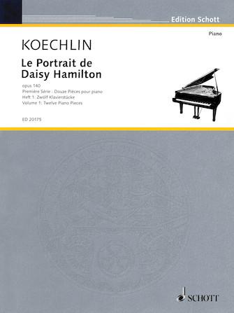 Product Cover for Le Portrait de Daisy Hamilton