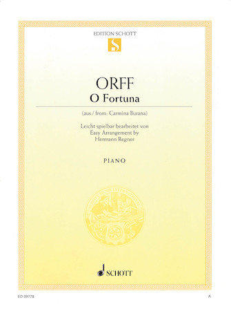 Product Cover for O Fortuna from Carmina Burana