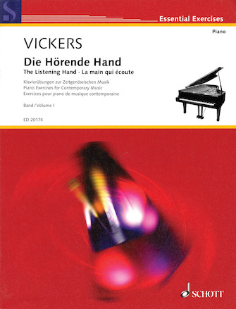 Product Cover for The Listening Hand (Die Hörende Hand), Volume 1