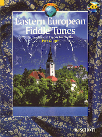 Product Cover for Eastern European Fiddle Tunes