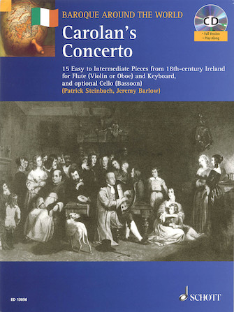 Product Cover for Carolan's Concerto
