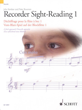 Recorder Sight-Reading 1