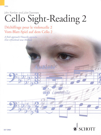 Product Cover for Cello Sight-Reading 2
