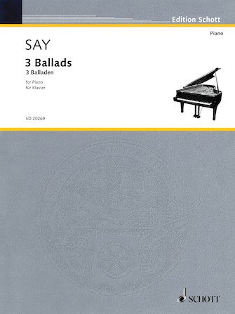 Product Cover for 3 Ballads