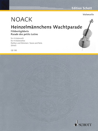 Product Cover for Heinzelmännchens Wachtparade